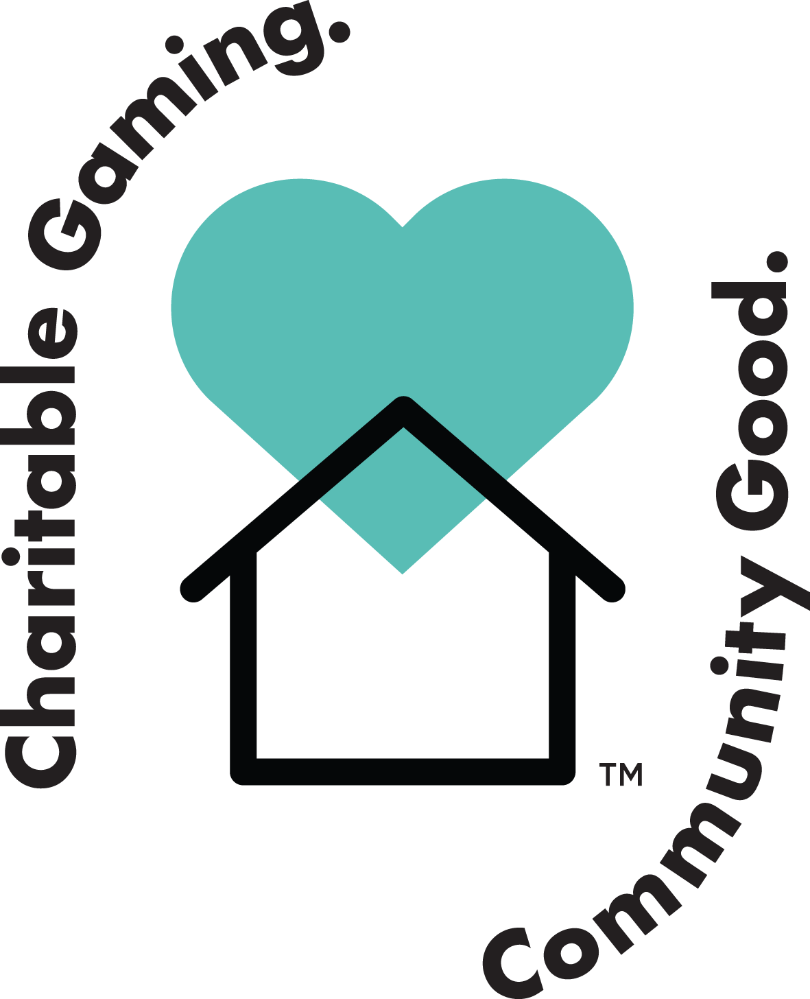 charitable gaming logo